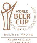 World Beer Cup: Bronze Award 2016 - American Style IPA, Santilli