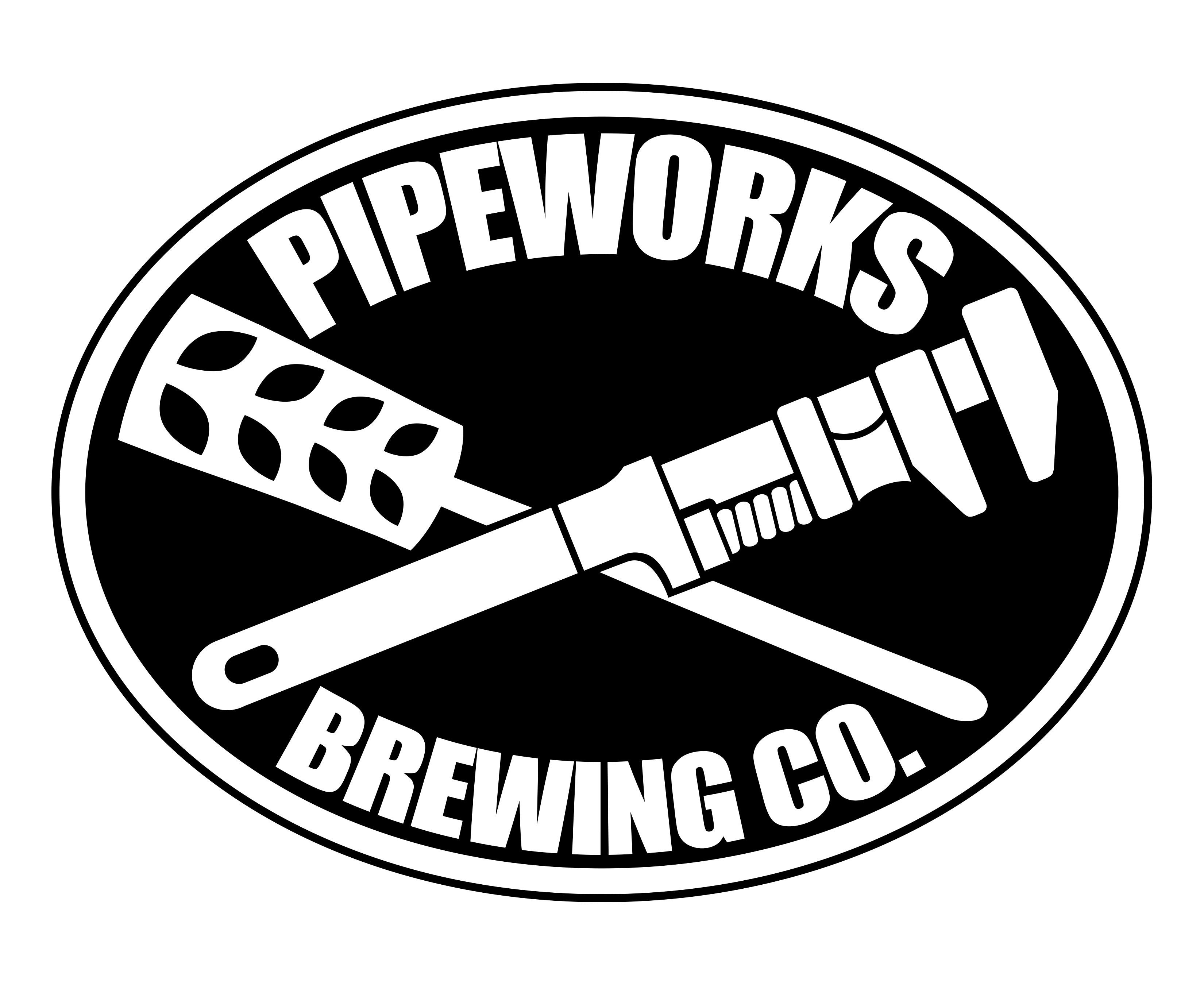 PIPEWORKS BREWING CO. LOGO