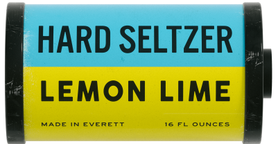 """In Development Series"" Lemon-Lime Seltzer"