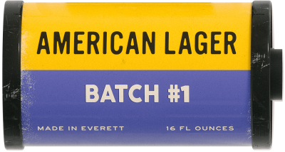 In Development Series: American Lager Batch #1