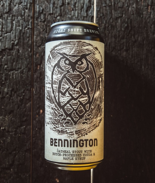 Night Shift Bennington Beer