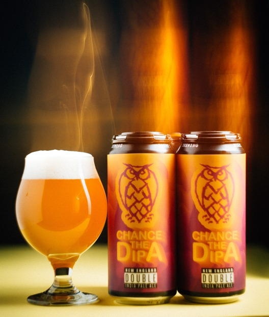Night Shift Chance the DIPA Beer