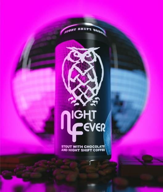 Night Shift Night Fever Beer