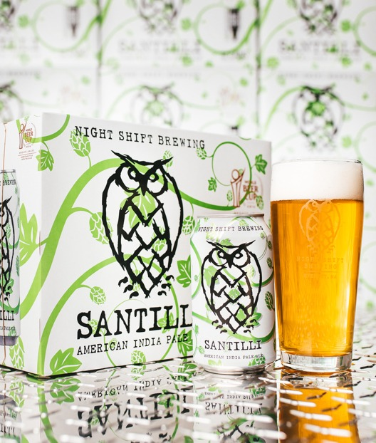 Night Shift Santilli Beer