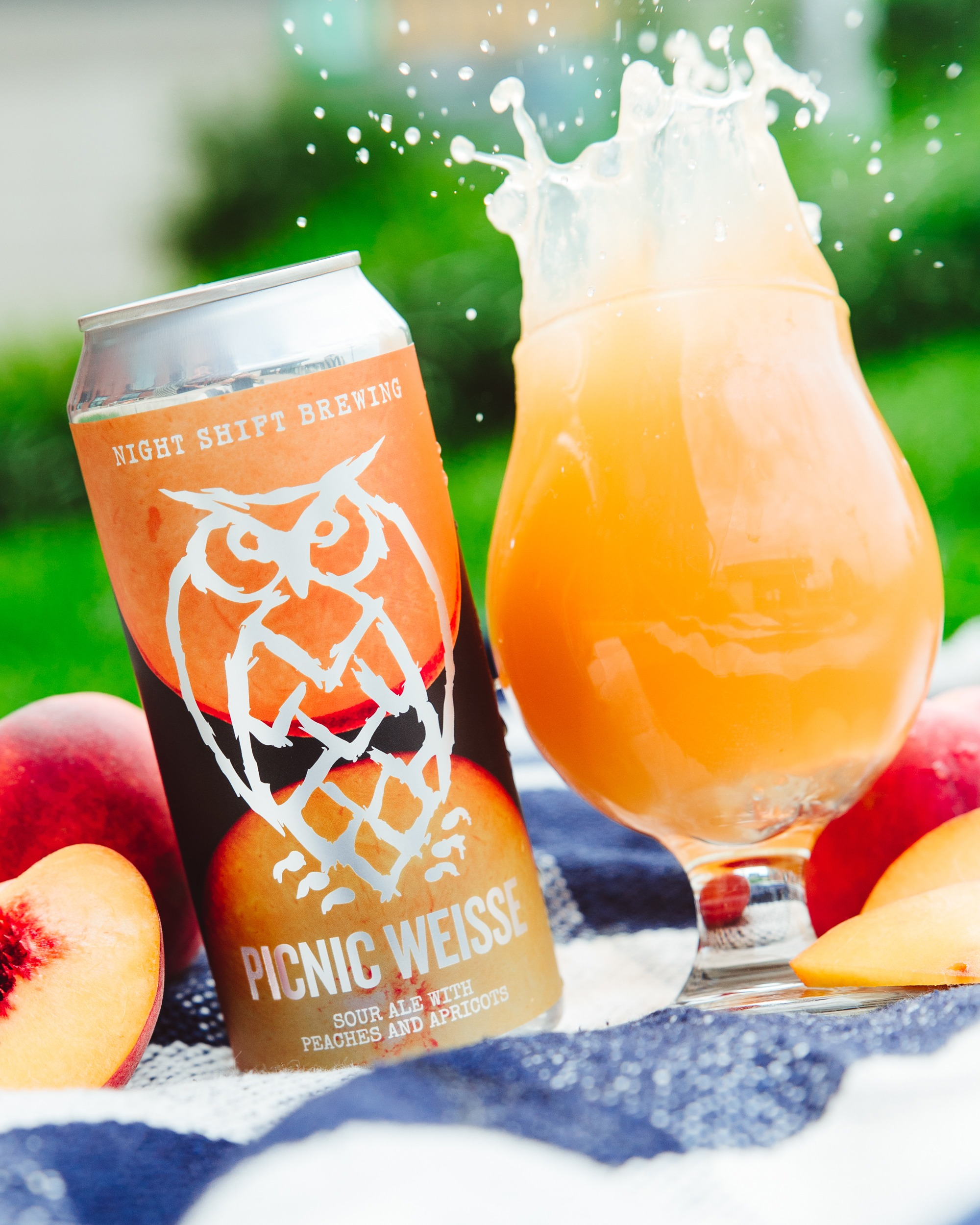 Weisse fruited sour series