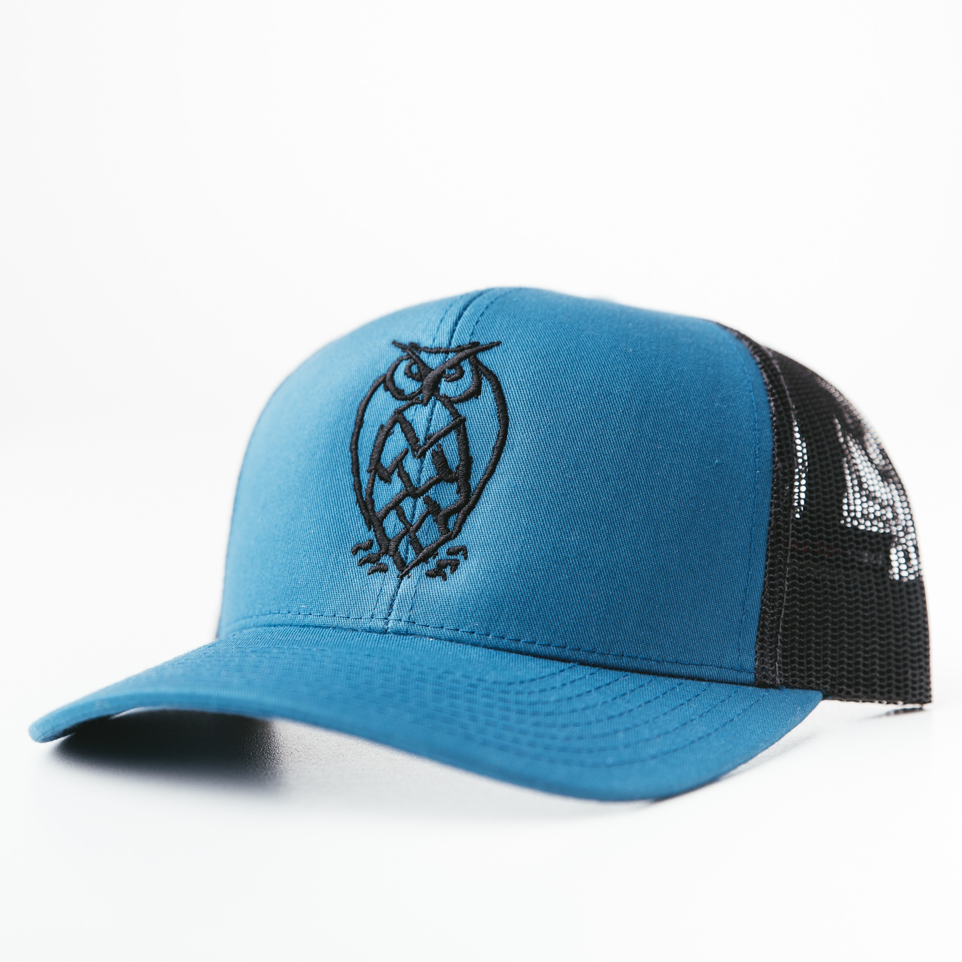Night Shift Brewing Blue Trucker Hat