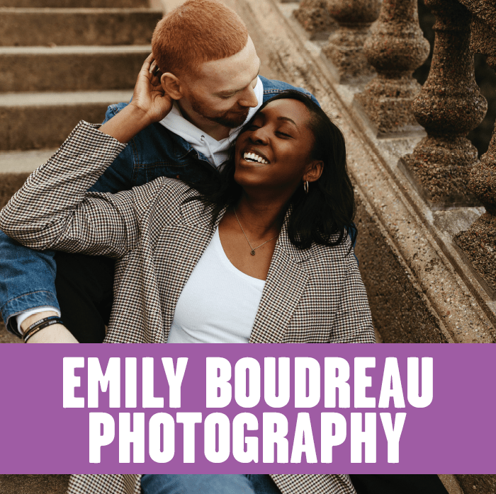 Emily Boudreau Photography, wedding and elopement photographer based in MA