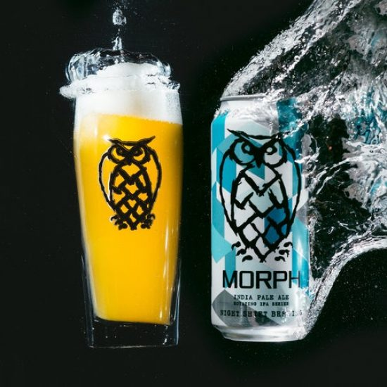 Morph: Rotating IPA Series