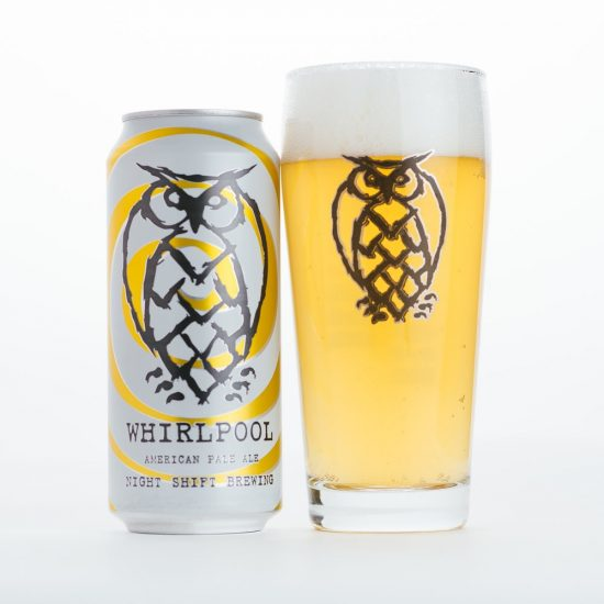 Whirlpool: New England Pale Ale